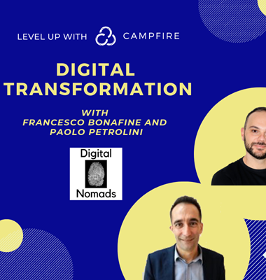 Level Up: Digital Transformation with Digital Nomads